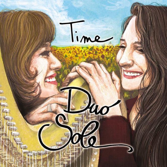 disco duo sole copertina